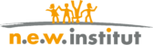 Das ist das Logo vom N.E.W. Institut für Erlebnispädagogik.