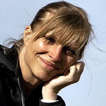 Erlebnispädagogin Marianne Merz