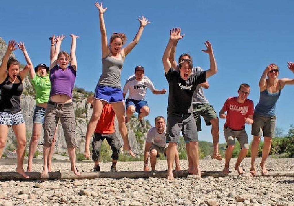 Die Erlebnispädagogik Ausbildung macht vor allem eins: Jede Menge Spaß!