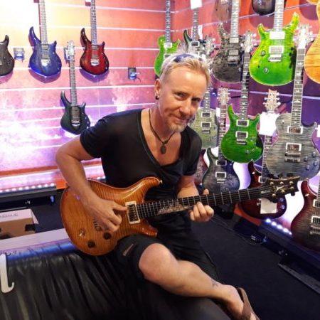 Leif Cornelissen ist begeisterter Musiker
