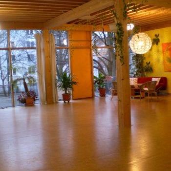 Seminarraum in Freiburg