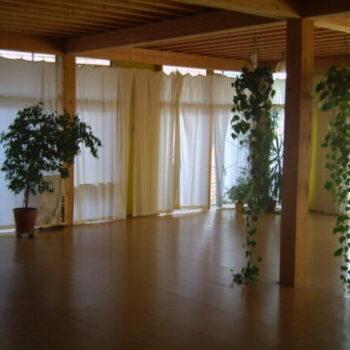 Raum für Veranstaltungen