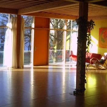 Ort für Körperarbeit und Meditation