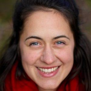 Sonja ist Erlebnispädagogin und bei unserer Ferienbetreuung in Freiburg im Einsatz.