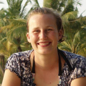 Erlebnispädagogin Annabelle Zuber