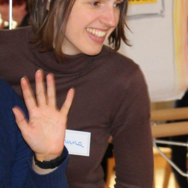 Corinna begleitet erlebnispäagogische Klassenfahrten bei N.E.W.