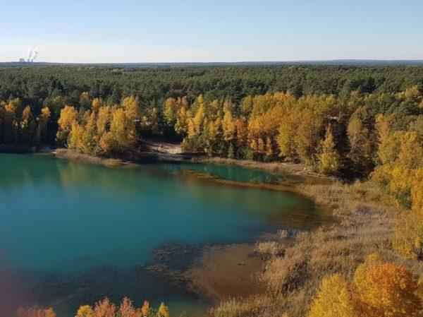 Einen eigenen See, direkt vor der Haustür - das erwartet Sie bei einer Klassenfahrt an den Felixsee