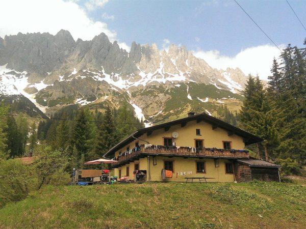 Klassenfahrt ins Ausland: Hochkönig in Österreich