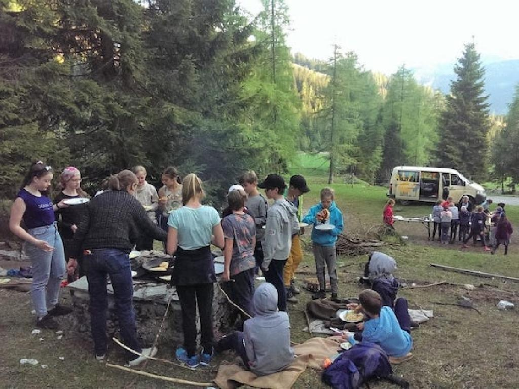 Klassenfahrt Österreich: Auf geht's mir Ihrer Klasse in die Alpen.