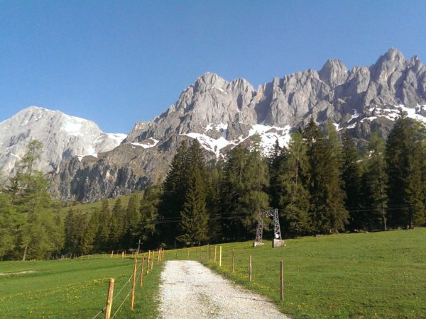 Klassenfahrt zum Hochkönig in Österreich