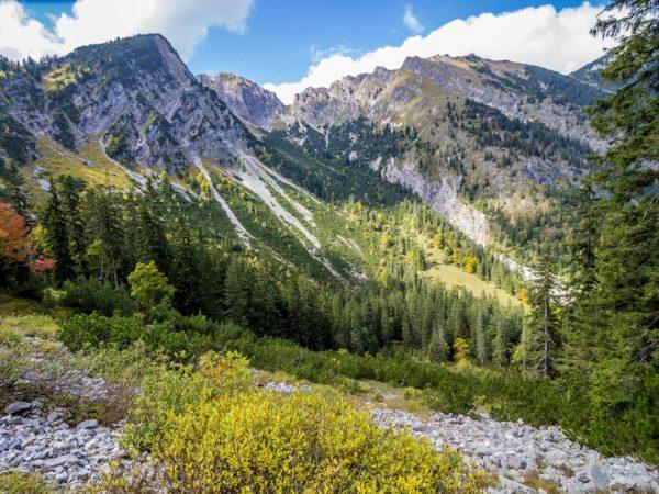 Das Karwendel: Ein Super-Spielplatz zum Paddeln, Klettern und Berge besteigen bei Ihrer Klassenfahrt