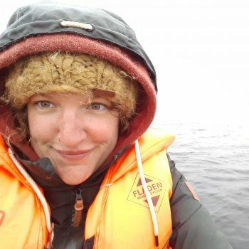 Leonie, Abenteuer- und Erlebnispädagogin