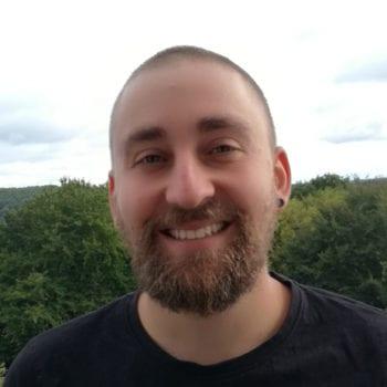 Marvin Baierl ist Erlebnispädagoge bei N.E.W.