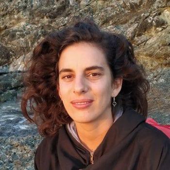Erlebnispädagogin Shirin Weber