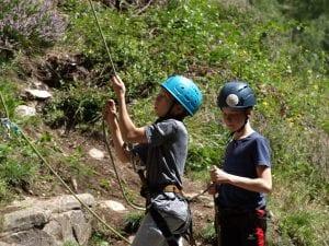 Auf geht's in den Schwarzwald in unsere Ferienfreizeit zum Klettern!