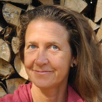 Erlebnispädagogin Vera Fehrenbach