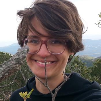 Erlebnispädagogin Alexandra Korbut