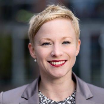 Erlebnispädagogin Anja Blöhm