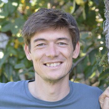 Erlebnispädagoge Bastian Scheu