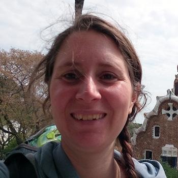 Erlebnispädagogin Carla Schönhuth