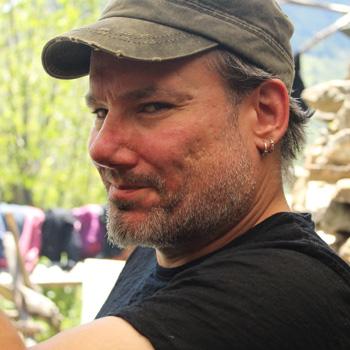 Erlebnispädagoge Christian Pohl