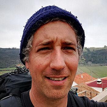 Erlebnispädagoge Martin Tiedge