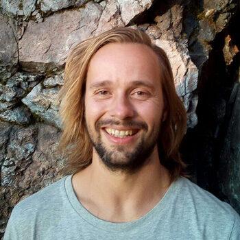 Erlebnispädagoge Sebastian Ewig