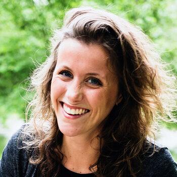 Erlebnispädagogin Florine Harnack