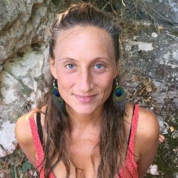 Erlebnispädagogin Franziska Oprea