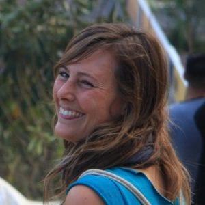 Erlebnispädagogin Isabell Holl