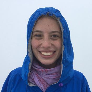 Erlebnispädagogin Jessica Thomas