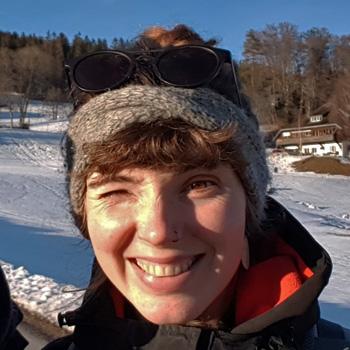Erlebnispädagogin Linda Paul