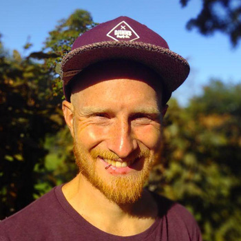 Erlebnispädagoge Max Widmaier
