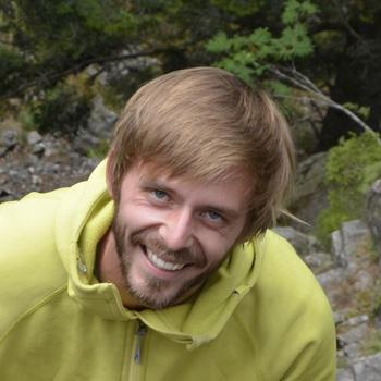 Erlebnispädagoge Michael Brinker