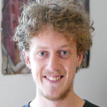 Erlebnispädagoge Mischa Homlicher