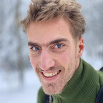 Erlebnispädagoge Paul Kirchhoff