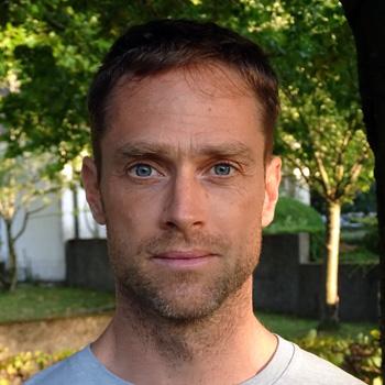 Erlebnispädagoge Thomas Elgner