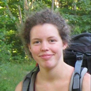 Verena Kozel ist erlebnispädagogische Trainerin bei N.E.W.