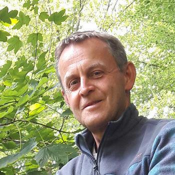 Erlebnispädagoge Harald Heid