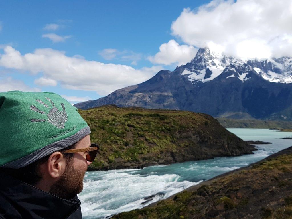 An Ferne Orte reisen, mit atemberaubender Landschaft? Auch das zählt zu den Vorteilen Deines Jobs als Erlebnispädagoge *in.