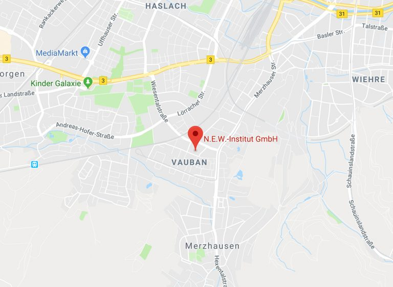 Unsere Erlebnispädagogik Jobs am Standort in Freiburg.