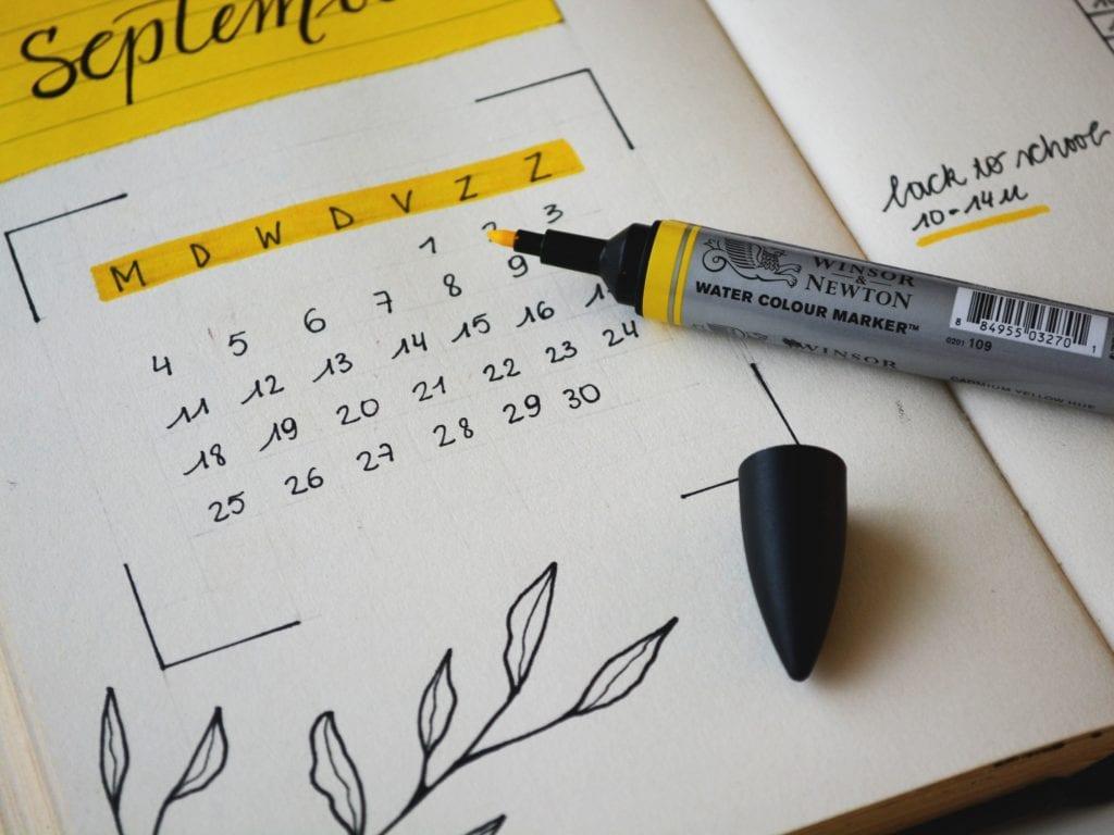 Dein Terminkalender ist Dein bester Freund? Dann ist ein Praktikum im Büromanagement genau das Richtige für Dich!