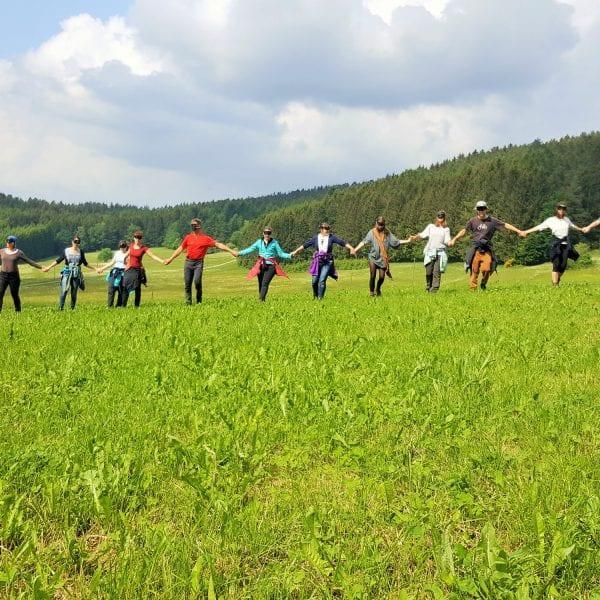 Im Praktikum lernst Du spannende Teamaufgaben kennen und erlebst Gruppendynamik hautnah.