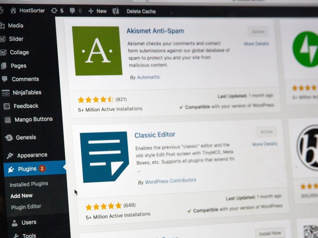 Zu Deinen Aufgaben im Marketing Praktikum zählt die Pflege unserer Homepage via Wordpress