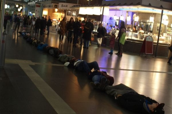 City Bound Flashmob