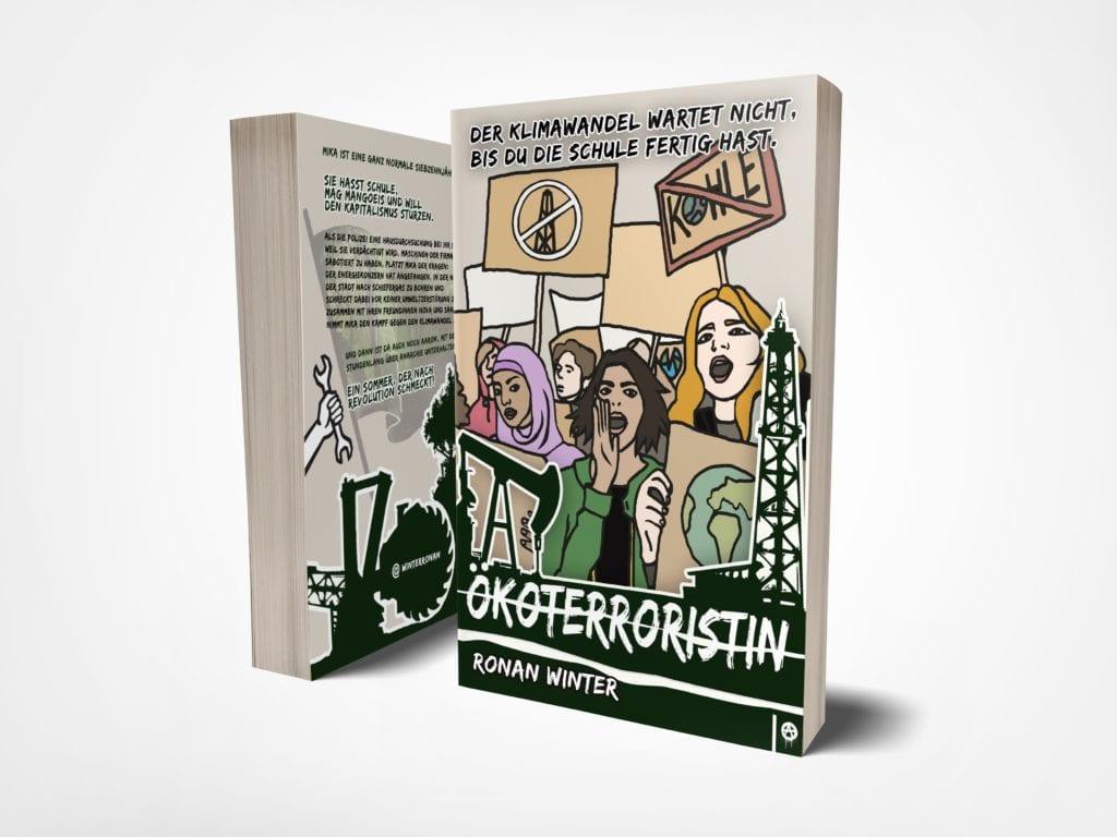 Ronan hat ein Buch zu der Geschlechtsidentität von Kindern und Jugendlichen geschrieben.