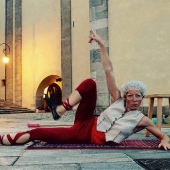 Clownereien mit Rita Bückert