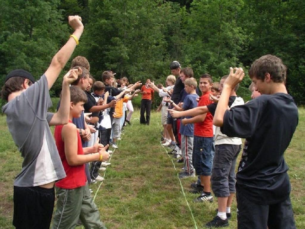 In diesem Artikel zeigen wir dir 7 Erlebnispädagogik Spiele für Lehrer *innen