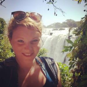 Erlebnispädagogin Nora Christoph