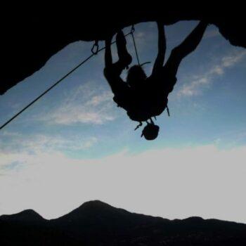 Wir haben uns zwei wunderschöne Kletterspots in Italien für unsere Kletterfreizeit ausgesucht.